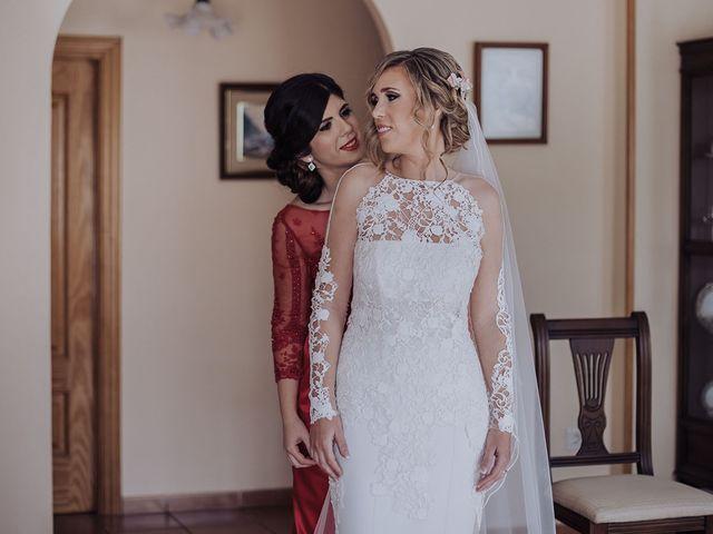 La boda de Juan y Noelia en San Jose, Almería 15
