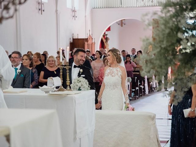 La boda de Juan y Noelia en San Jose, Almería 30
