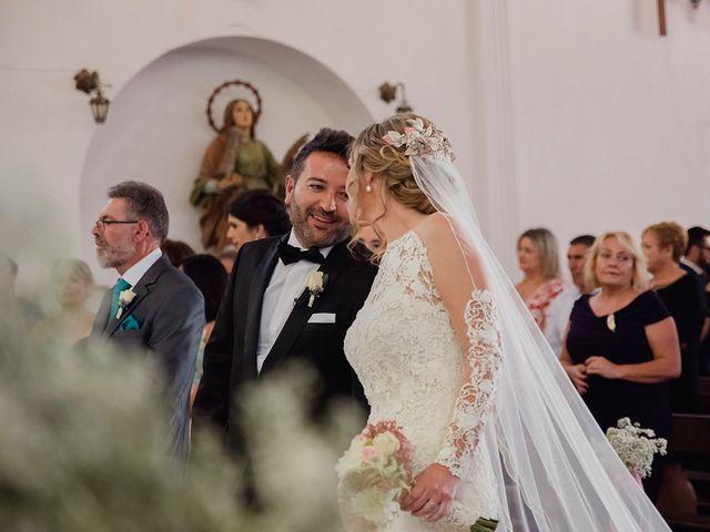 La boda de Juan y Noelia en San Jose, Almería 33