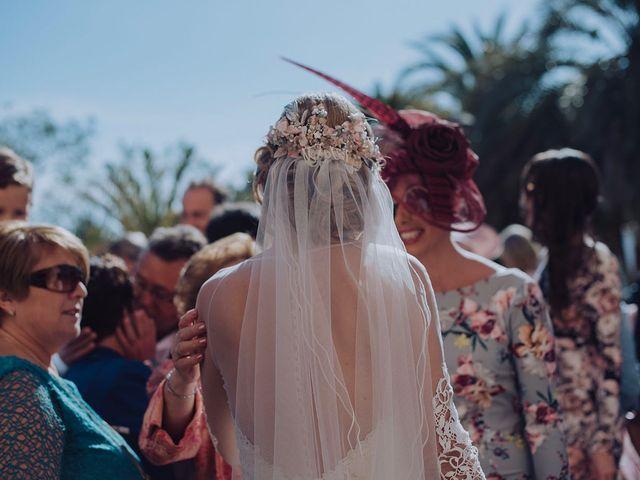 La boda de Juan y Noelia en San Jose, Almería 36