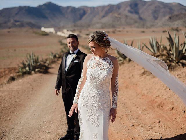 La boda de Juan y Noelia en San Jose, Almería 38