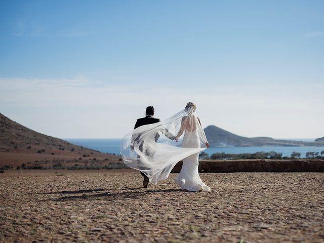 La boda de Juan y Noelia en San Jose, Almería 39