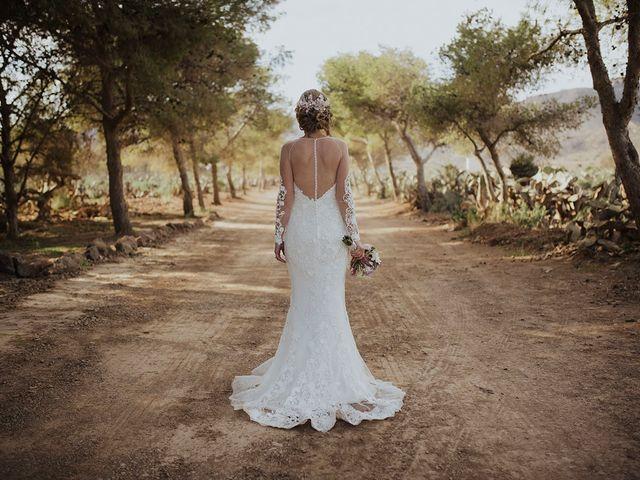 La boda de Juan y Noelia en San Jose, Almería 41