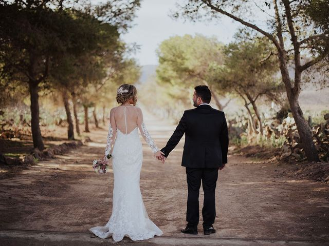 La boda de Juan y Noelia en San Jose, Almería 44