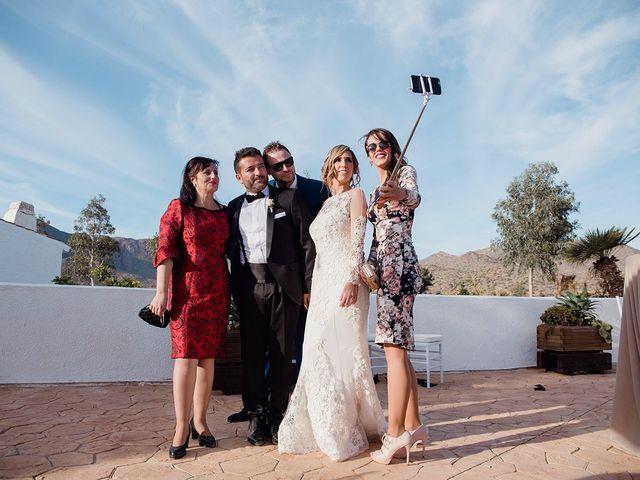 La boda de Juan y Noelia en San Jose, Almería 46