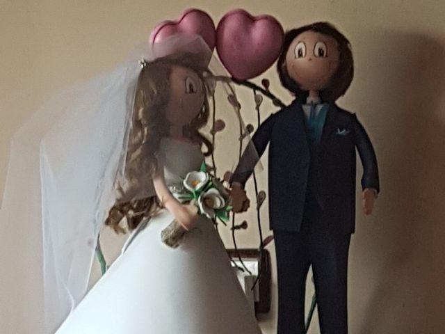 La boda de Borja y Marta en Madrid, Madrid 1