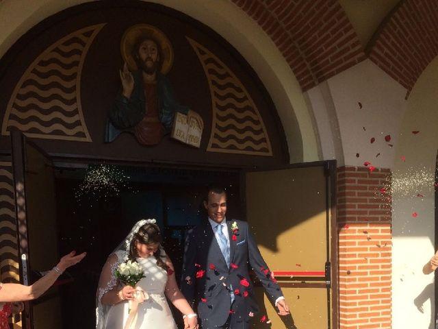 La boda de Borja y Marta en Madrid, Madrid 5