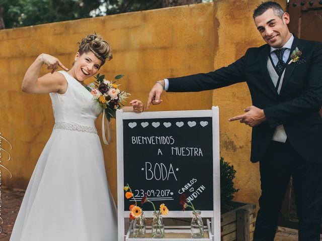 La boda de Carlos y Judith en Vilallonga Del Camp, Tarragona 1