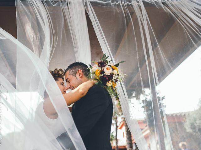 La boda de Carlos y Judith en Vilallonga Del Camp, Tarragona 9