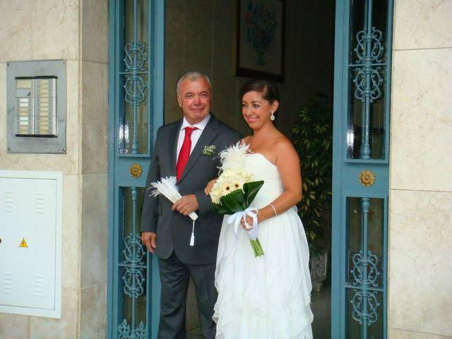 La boda de Felipe y Carmen en Málaga, Málaga 2