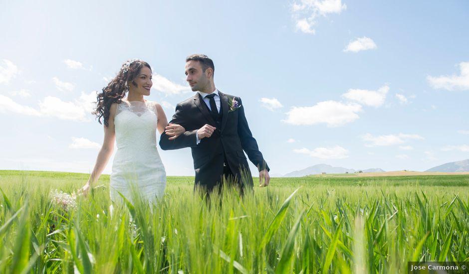 La boda de Fidel y Zoraya en Alora, Málaga