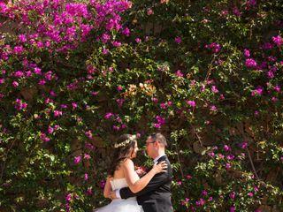 La boda de Sara y Pedro