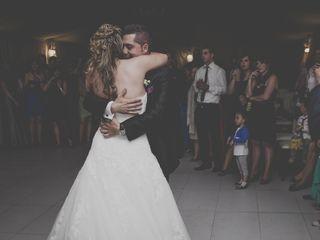 La boda de Almudena y Roberto