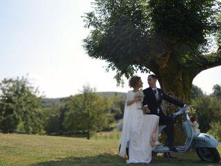 La boda de Iosune y Xabi