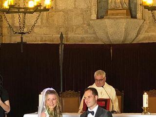 La boda de David Ramos  y Julita Gorska  3