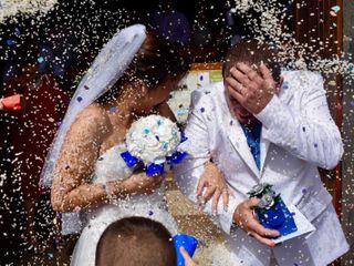 La boda de Yanira y Marco
