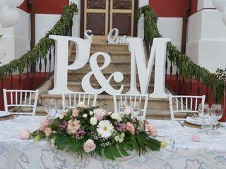 La boda de Mari Paz  y Pedro  1