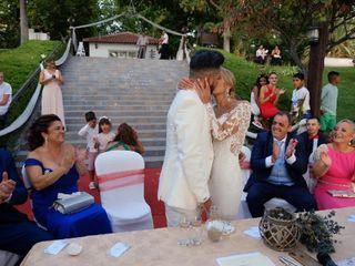La boda de Josselyn Bau y Cristian Casero 3