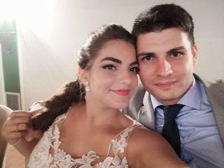 La boda de Betsy y Adrián