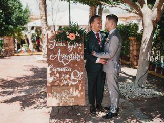 La boda de Alan y Miguel