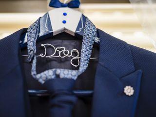 La boda de Diego y Cristina 1