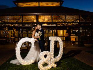 La boda de Diego y Cristina