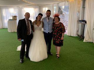 La boda de Carla y Javier