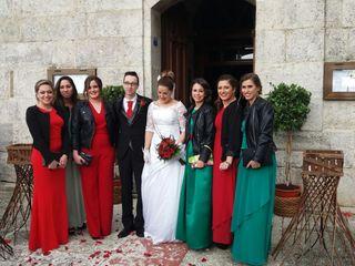 La boda de Yasmina y Alexandre 1
