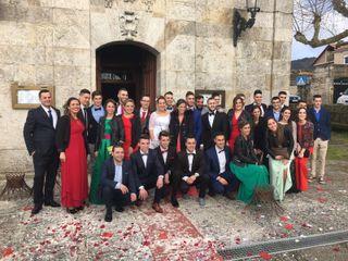 La boda de Yasmina y Alexandre