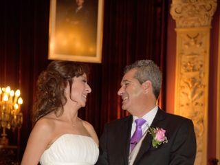 La boda de Natalia  y Jose 2