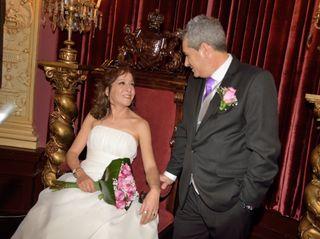 La boda de Natalia  y Jose 3