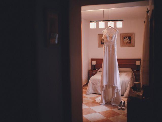 La boda de Jose María y Vanesa en Villanueva Del Fresno, Badajoz 3