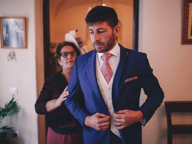 La boda de Jose María y Vanesa en Villanueva Del Fresno, Badajoz 6