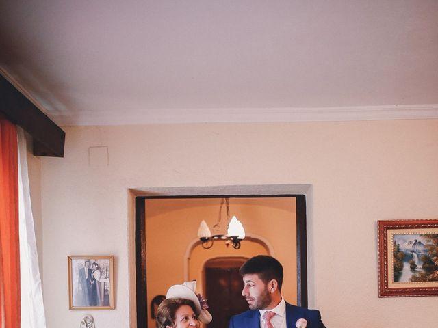 La boda de Jose María y Vanesa en Villanueva Del Fresno, Badajoz 7
