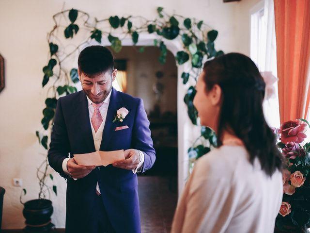 La boda de Jose María y Vanesa en Villanueva Del Fresno, Badajoz 10