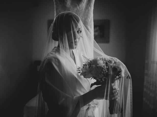 La boda de Jose María y Vanesa en Villanueva Del Fresno, Badajoz 16