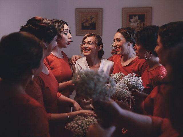 La boda de Jose María y Vanesa en Villanueva Del Fresno, Badajoz 17