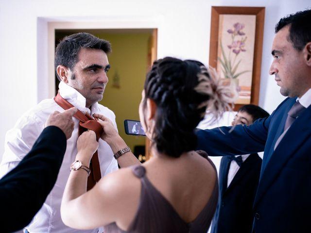 La boda de Jose María y Vanesa en Villanueva Del Fresno, Badajoz 18