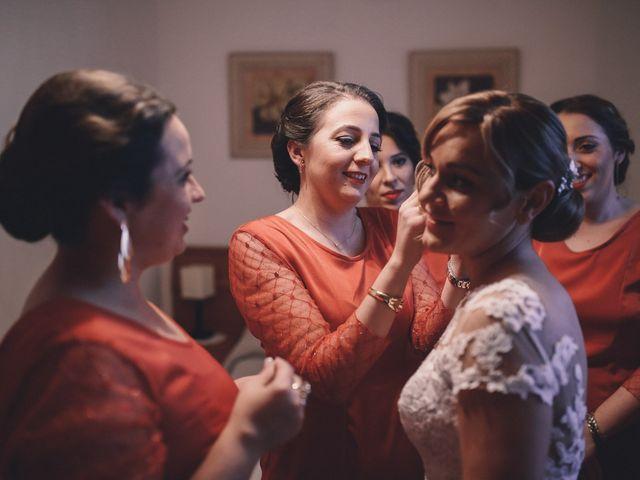 La boda de Jose María y Vanesa en Villanueva Del Fresno, Badajoz 19