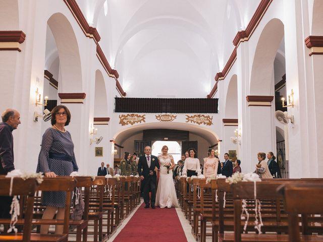 La boda de Jose María y Vanesa en Villanueva Del Fresno, Badajoz 22