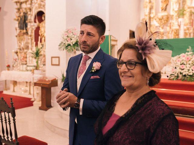 La boda de Jose María y Vanesa en Villanueva Del Fresno, Badajoz 23