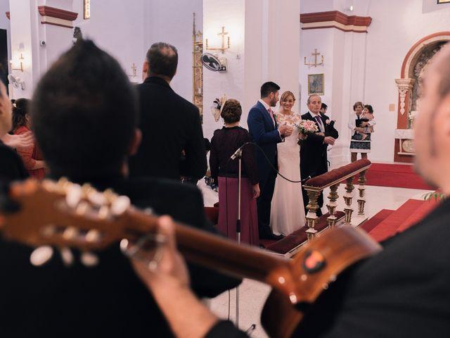 La boda de Jose María y Vanesa en Villanueva Del Fresno, Badajoz 24