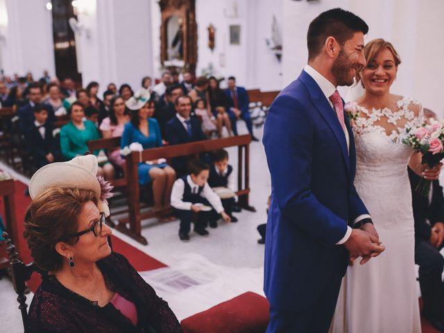 La boda de Jose María y Vanesa en Villanueva Del Fresno, Badajoz 28