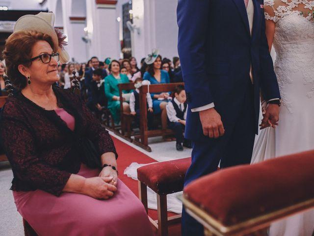 La boda de Jose María y Vanesa en Villanueva Del Fresno, Badajoz 29