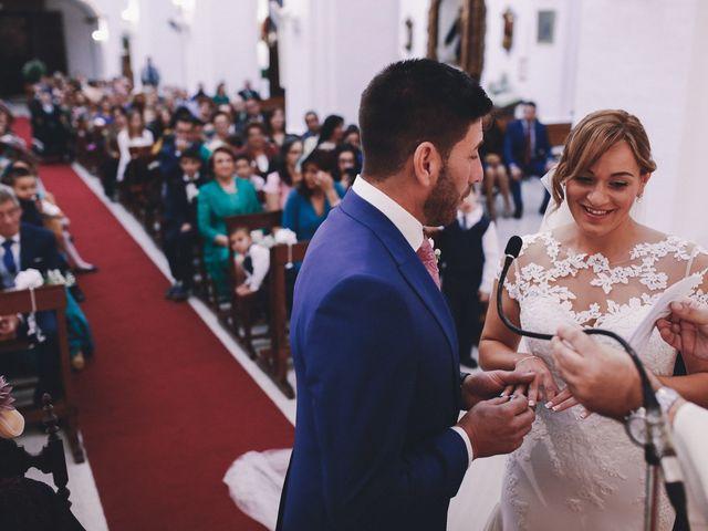 La boda de Jose María y Vanesa en Villanueva Del Fresno, Badajoz 32
