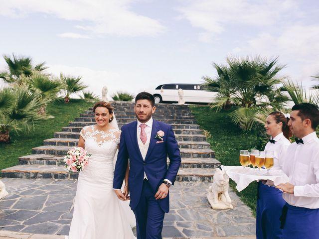 La boda de Jose María y Vanesa en Villanueva Del Fresno, Badajoz 42
