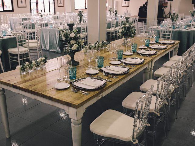 La boda de Jose María y Vanesa en Villanueva Del Fresno, Badajoz 51