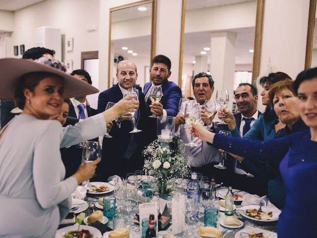 La boda de Jose María y Vanesa en Villanueva Del Fresno, Badajoz 57