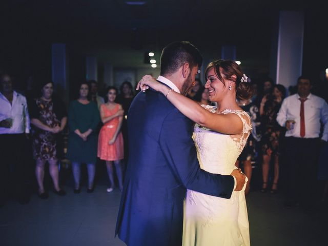 La boda de Jose María y Vanesa en Villanueva Del Fresno, Badajoz 2