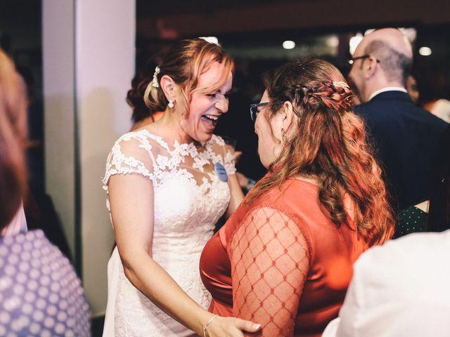 La boda de Jose María y Vanesa en Villanueva Del Fresno, Badajoz 70